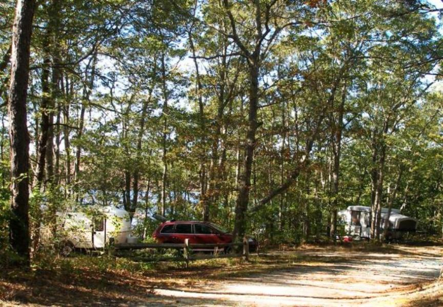 Online Tour Of Sweetwater Forest Cape Cod S Family Campground